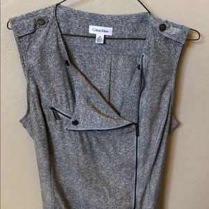 Calvin Klein Sleeveless Dress Like New